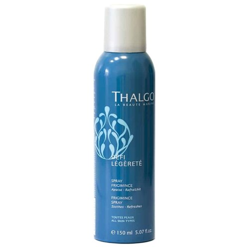 Thalgo спрей frigimince для тела Defi Legerete 150 мл крем для тела thalgo indoceane silky smooth cream объем 150 мл