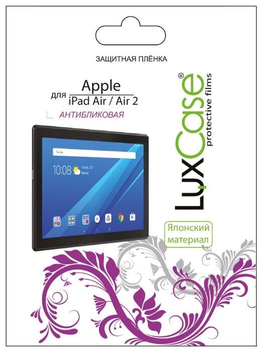 Защитная пленка LuxCase для Apple iPad Air/Air 2 антибликовая