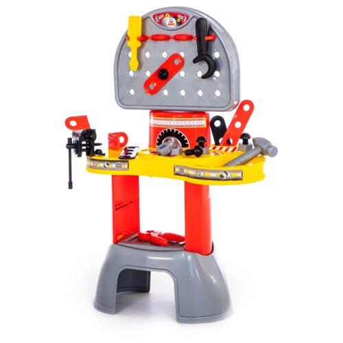 Купить Полесье Механик-макси 2 (43238), Детские наборы инструментов
