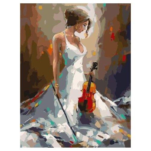 Картина по номерам Paintboy PK 59085 После концерта 40х50 см