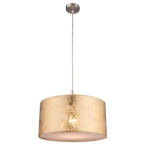 люстра потолочная globo amy 1х60вт e27 золотой Светильник Globo Lighting Amy 15187H, E27, 60 Вт