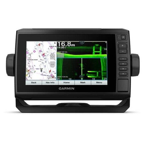 Картплоттер Garmin echoMAP UHD 72sv с датчиком GT54UHD-TM