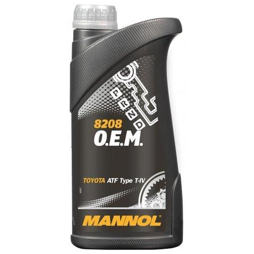 Трансмиссионное масло Mannol O.E.M. 8208 1 л