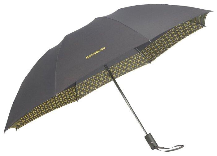 Зонт автомат Samsonite Up Way (8 спиц, большая ручка)