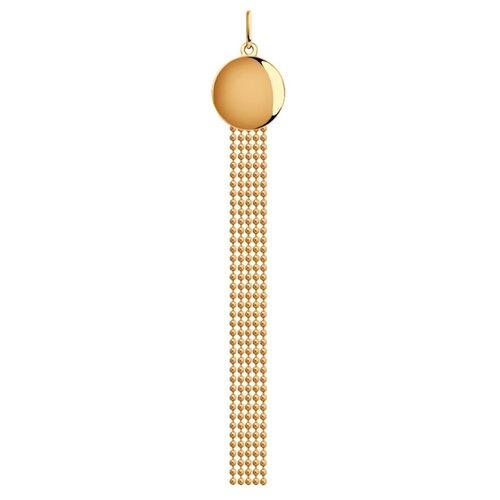 SOKOLOV Подвеска из золота 036072