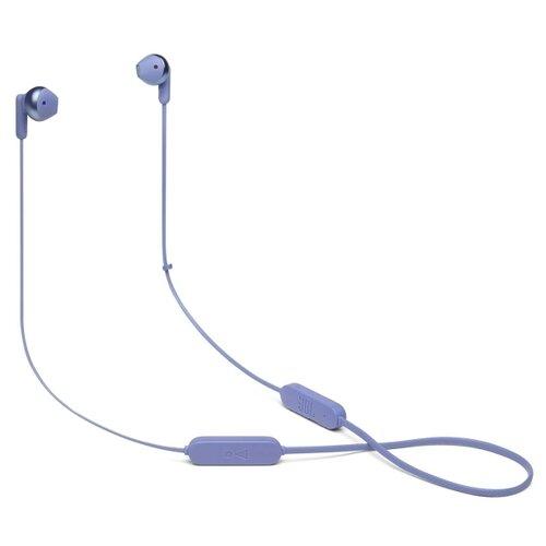 Беспроводные наушники JBL Tune 215BT, purple беспроводные наушники jbl tune 215bt black