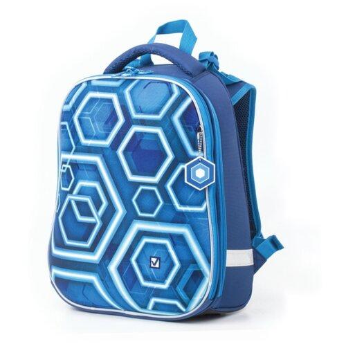 Купить BRAUBERG Ранец Premium Техно (227812), синий, Рюкзаки, ранцы