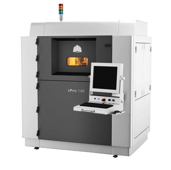 3D-принтер 3D Systems sPro 140 HS