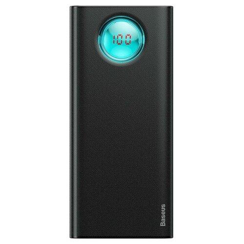 Купить Аккумулятор Baseus Amblight Power Bank PD3.0+QC3.0 (PPALL-LG01/02), 20000 mAh черный
