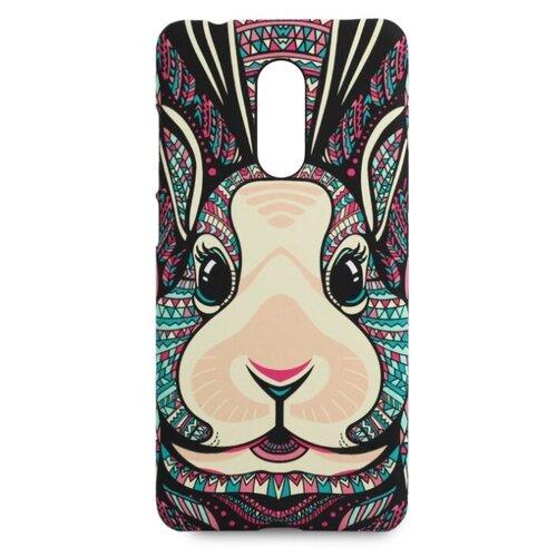 Купить Чехол Pastila Luxo Animals soft touch для Xiaomi Redmi 5 кролик