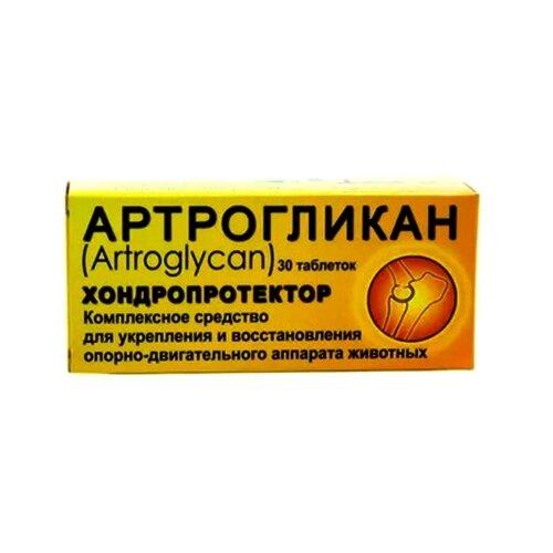 Таблетки Биоцентр ЧИН Артрогликан, 30шт. в уп.