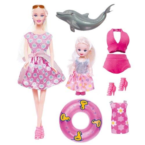 Набор кукол Toys Lab Ася Морское приключение 35103