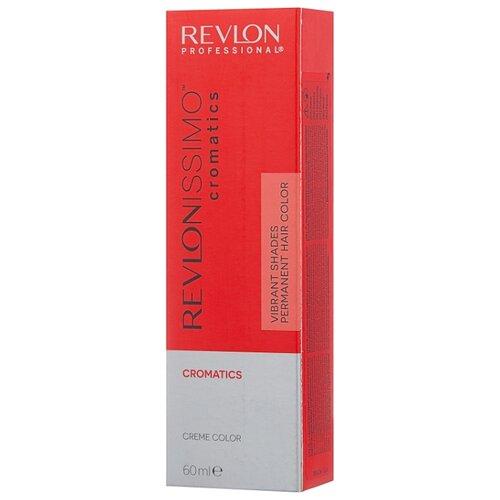 Revlon Professional Revlonissimo NMT краска для волос Cromatics, 60 мл, C60 огненно-красный revlon professional официальный сайт краска для волос