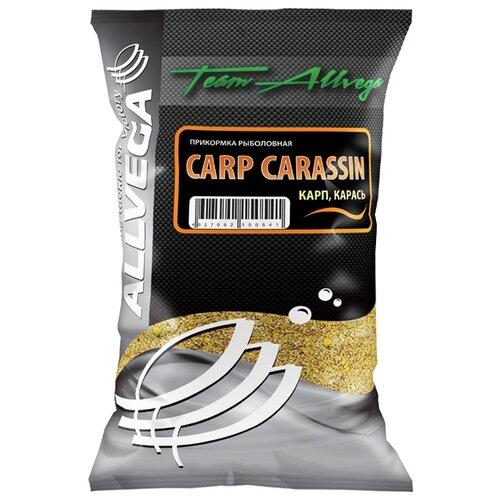 Прикормочная смесь ALLVEGA Team Allvega Carp Carassin Карп Карась 1000 г