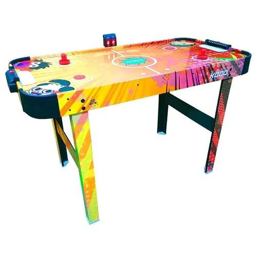 Фото - Игровой стол - аэрохоккей DFC KODO AT-150 dfc игровой стол аэрохоккей dfc cobra