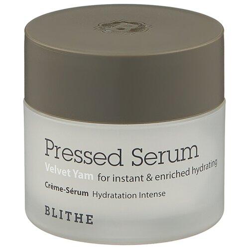BLITHE Pressed Serum Velvet Yam Спрессованная сыворотка-крем увлажняющая для лица, 20 мл недорого