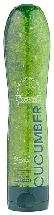Гель для тела Farmstay многофункциональный с огуречным соком Real Cucumber Gel