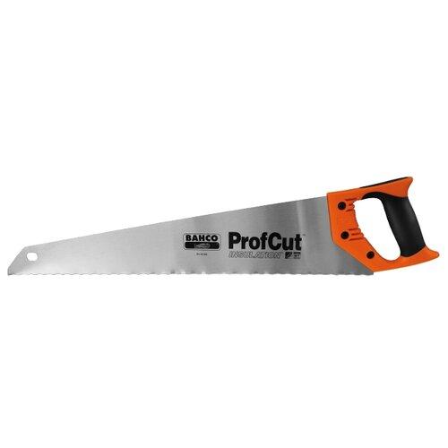 Ножовка для изоляционных материалов BAHCO ProfCut PC-22-INS 550 мм ножовка японская bahco profcut с обушком 270 мм
