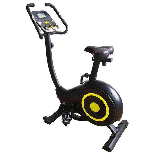 Вертикальный велотренажер DFC B801B черный/желтый велотренажер dfc 14748