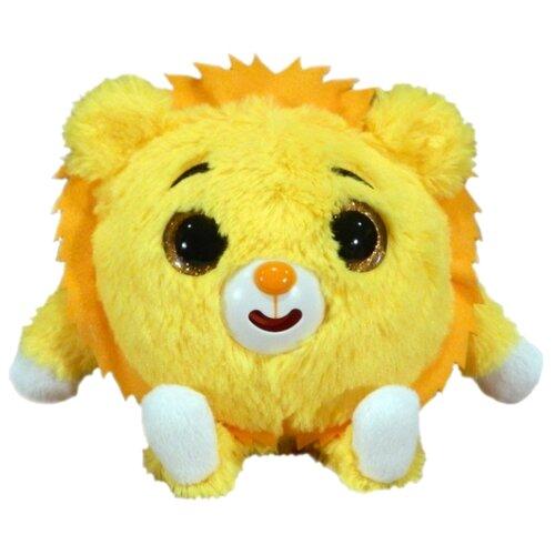 Мягкая игрушка 1 TOY Дразнюка-zooка Львенок 13 см, Мягкие игрушки  - купить со скидкой
