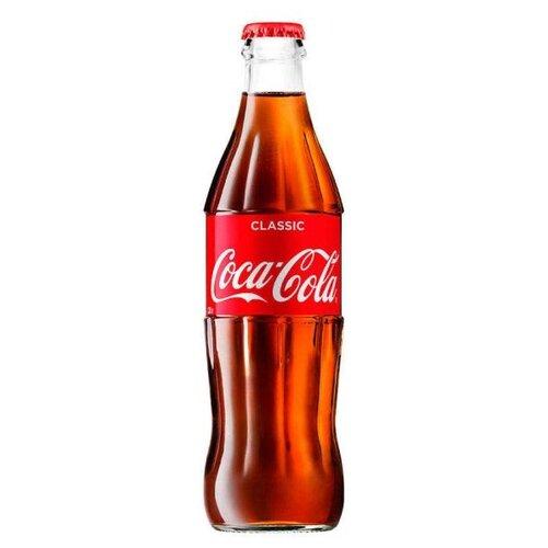 Газированный напиток Coca-Cola Classic, 0.33 л сувенир coca cola 2015