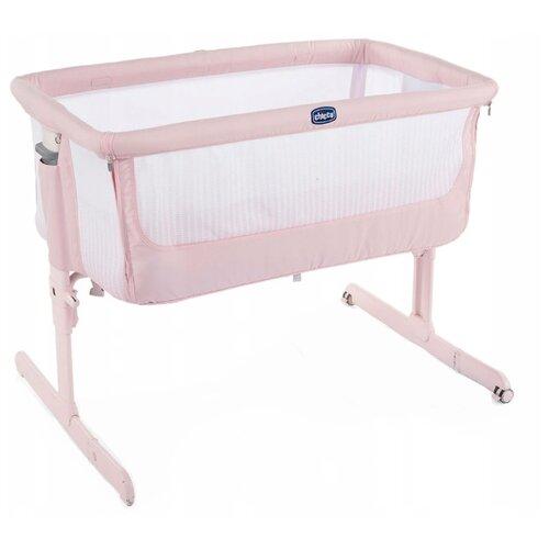 Купить Колыбель Chicco Next2Me Air paradise pink, Колыбели и люльки