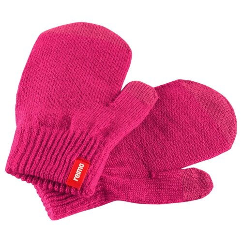 Варежки Reima Renn 527305 размер 5, розовый/бордовый