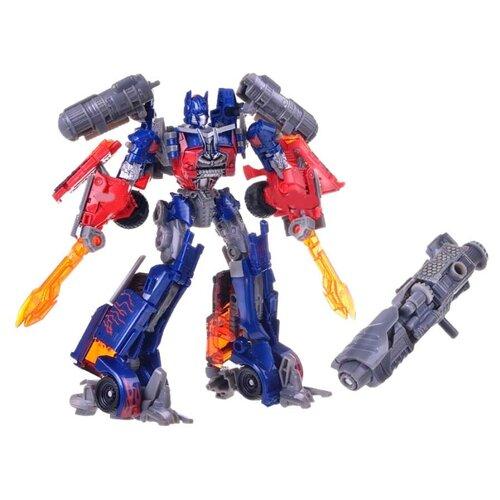 Купить Трансформер Play Smart Защитники Земли 8098 серый/синий/красный, Роботы и трансформеры