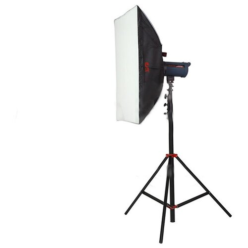 Фото - Софтбокс Falcon Eyes FEA-SB 6090 BW, 60х90 см осветитель falcon eyes spotlight 70led bw