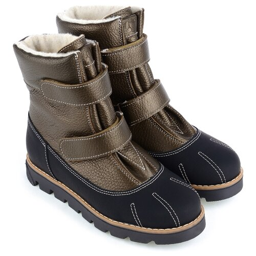 Ботинки Tapiboo размер 31, хаки ботинки tapiboo размер 27 хаки