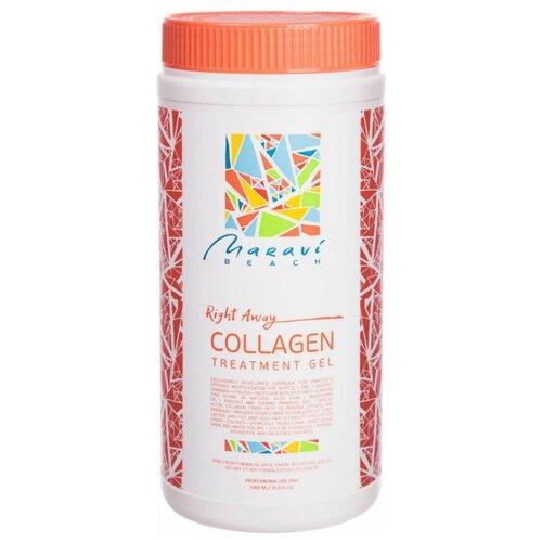Maravi Beach Right Away Collagen Гель для волос, 1000 мл  - Купить
