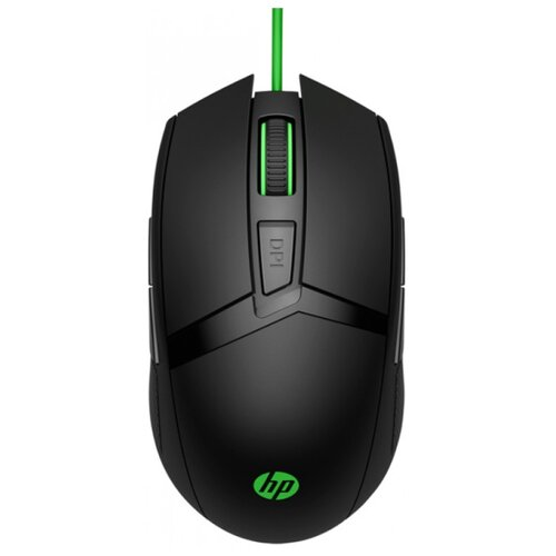 Мышь HP Gaming mouse 300 USB черный мышь hp essential usb mouse 2tx37aa 2tx37aa