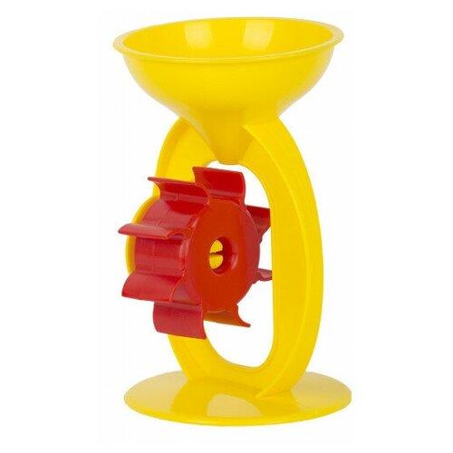 Купить Мельница Стром желтый/красный, СТРОМ, Наборы в песочницу