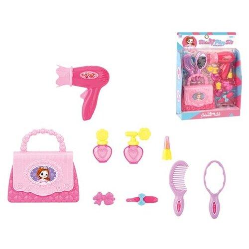 Купить Салон красоты Наша игрушка 800643, Играем в салон красоты