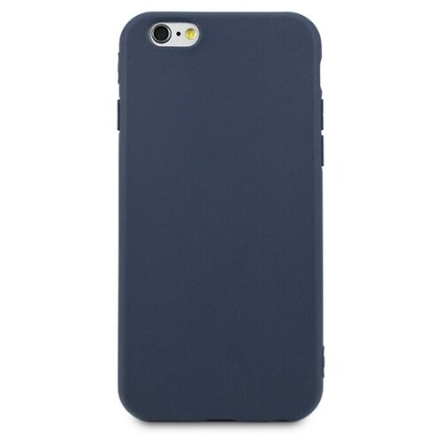 Купить Чехол Pastila TPU Matte для Apple iPhone 6/iPhone 6S темно-синий