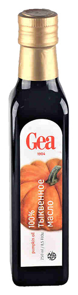 Gea Масло тыквенное нерафинированное