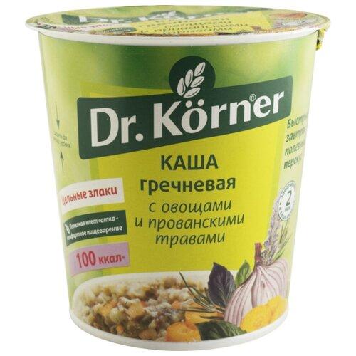 цена на Dr. Korner Каша гречневая с овощами и прованскими травами, 40 г