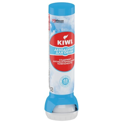Kiwi Deo Fresh антибактериальный дезодорант для обуви спрей дезодорант для обуви kiwi