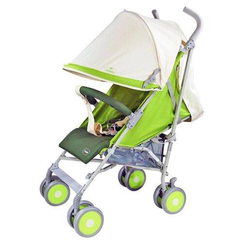 Прогулочная коляска Tommy Cute зелёный
