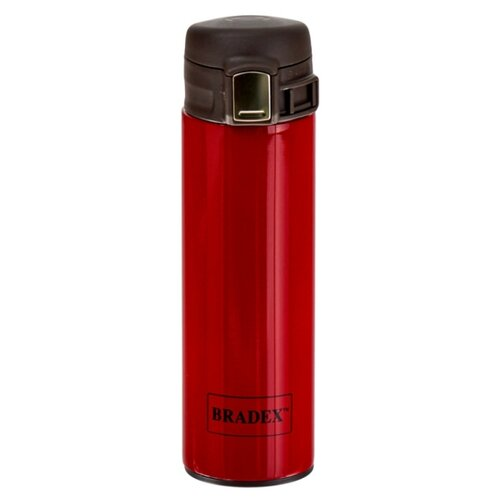 Термос- бутылка 320мл, красный