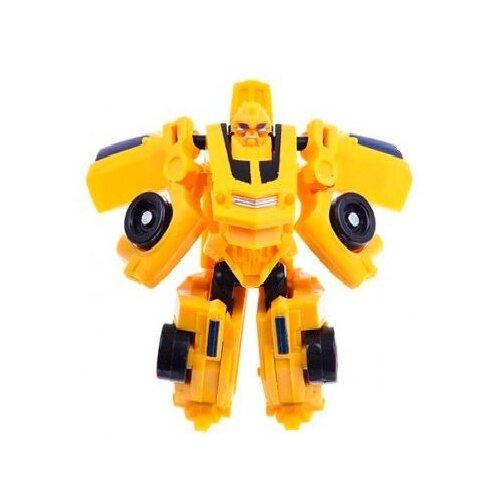 Купить Трансформер Play Smart Барс 8082 желтый, Роботы и трансформеры