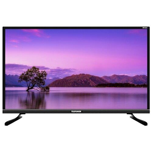 Фото - Телевизор TELEFUNKEN TF-LED32S78T2 31.5 (2020), черный telefunken tf led32s31t2 черный