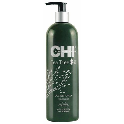 CHI кондиционер Tea Tree Oil, 739 мл chi luxury black seed oil curl defining cream gel