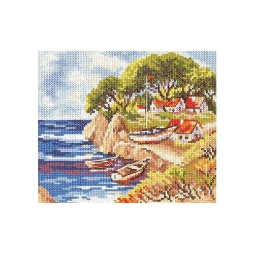 Набор Рыбацкий островок 20х16 Алиса 44015