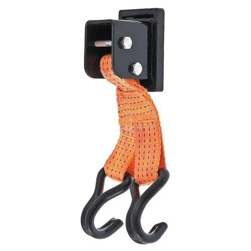 Подъемник для мототехники Stels 50533 (3 т) черный/оранжевый