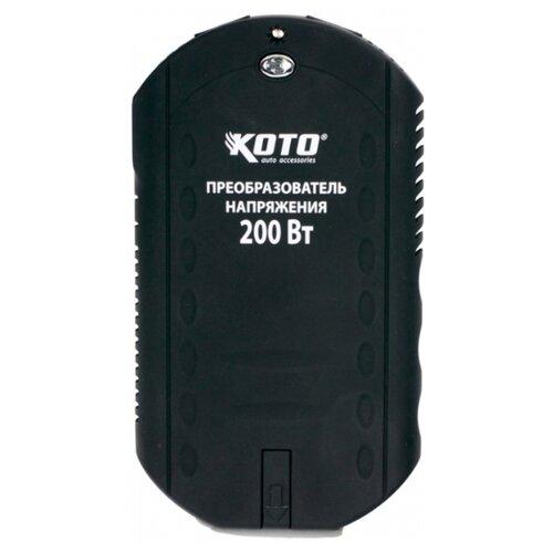 цена на Инвертор KOTO 12V-502 черный