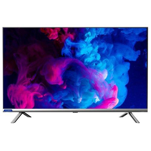 Фото - Телевизор Hyundai H-LED32ES5108 32 (2019) серебристый телевизор hyundai h led32et3021 32 2019 белый