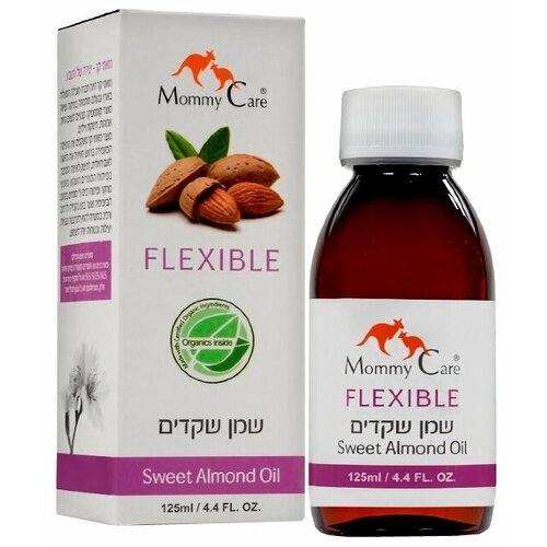 Mommy Care Масло для массажа промежности перед родами Flexible Perineal Massage Oil 125 мл.