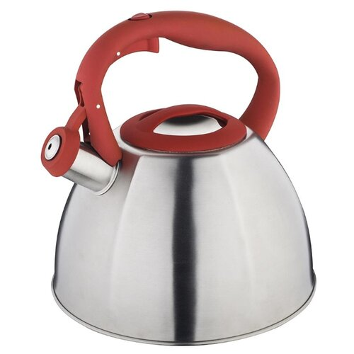 Vetta Чайник Ками 847070 2.7 л серебристый/красныйЧайники<br>