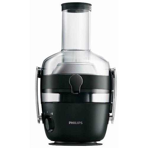 цена на Соковыжималка Philips HR1919 Avance Collection черный